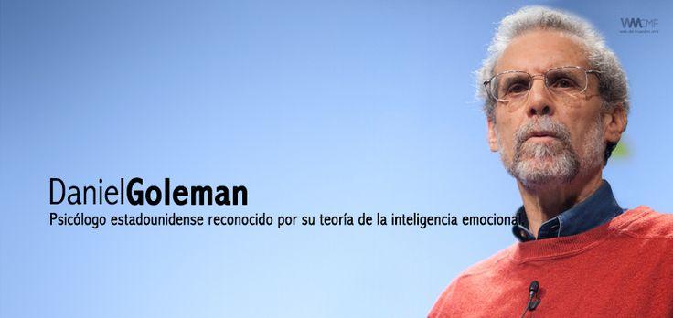 """DANIEL GOLEMAN: """"LOS NIÑOS APRENDEN LA INTELIGENCIA EMOCIONAL EN LA VIDA REAL"""""""