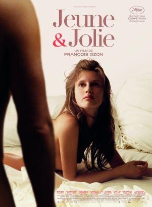 """""""JEUNE ET JOLIE"""", un film de François Ozon - France Info #cinéma #Ozon #géraldinepailhas"""