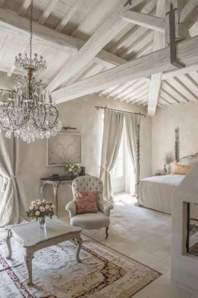 Shabby Chic Style Living Room Vintage French Chic Home Decor