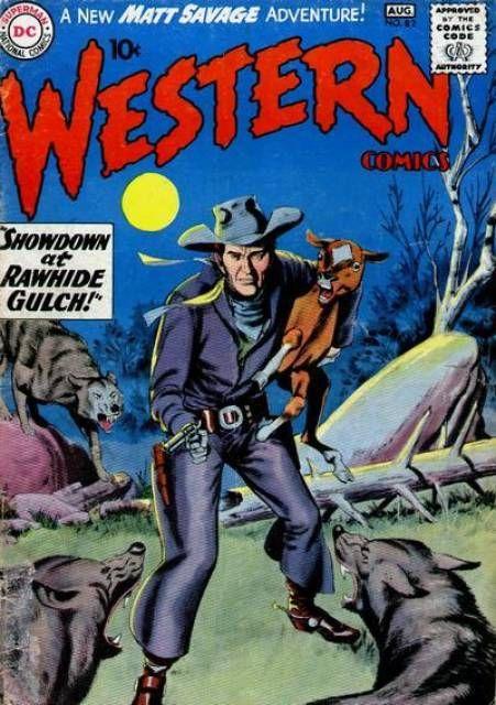 Western Comics (Volume) - Comic Vine