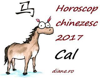 Horoscop chinezesc Cal 2017