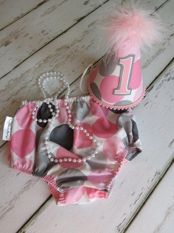 Baby Girl / Toddler Cake Smash Birthday Party and by callyfindlay, $35.99