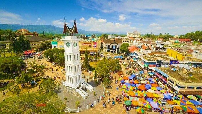 Ini Daftar Objek Wisata yang Dimuat di Website Kota Bukittinggi