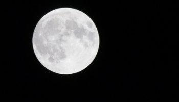 Vollmond im März: Reiner Mond, Saatmond --- Der Vollmondkalender für 2016