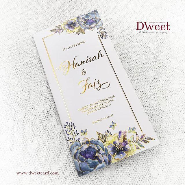 Terima Kasih Memilih Kami Menjadi Sebahagian Di Hari Perkahwinan Anda Untuk Mendapat Penerangan Lebih Lanjut Mengena Kad Kahwin Book Cover Personalized Items