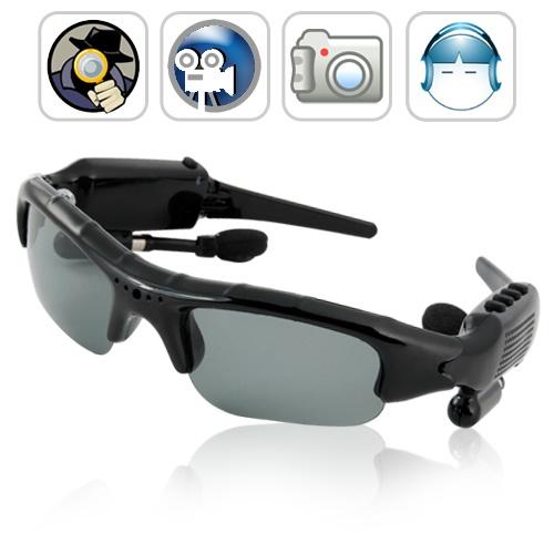 Spy sunglasses!