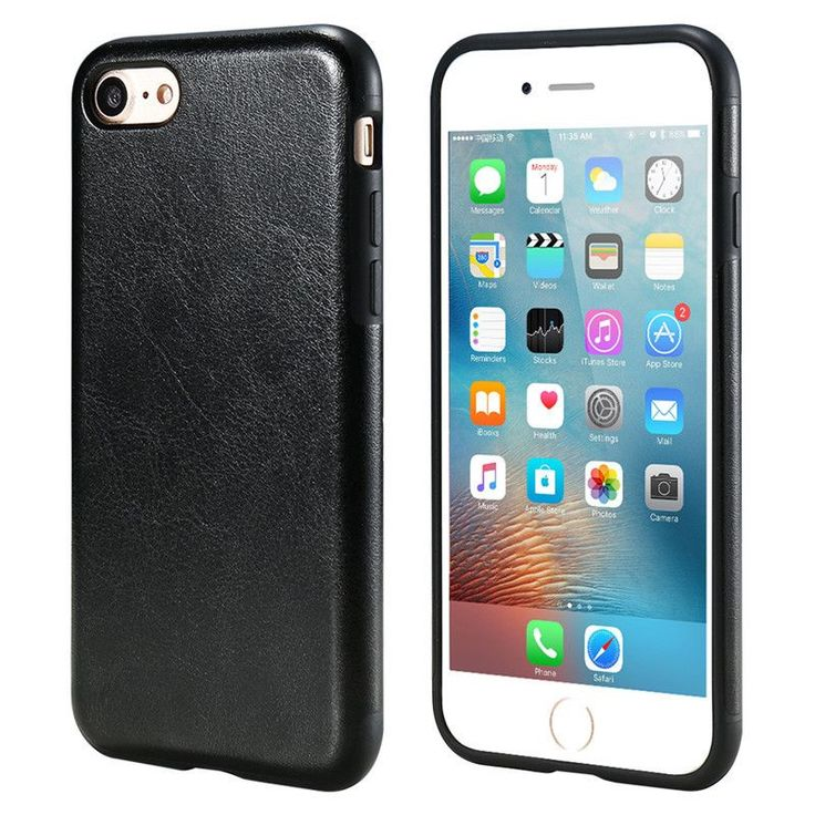 FLOVEME Shockproof Business PU Leather Case For iPhone 7/ 7 Plus