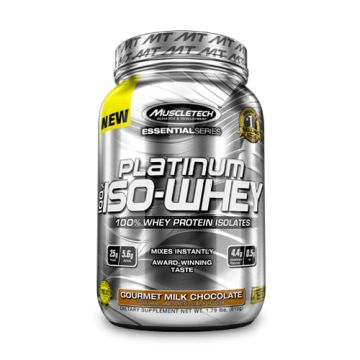 MUSCLETECH Platinum %100 Iso Whey Essential Series