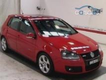 2007 VOLKSWAGEN GOLF V MY07 GTI