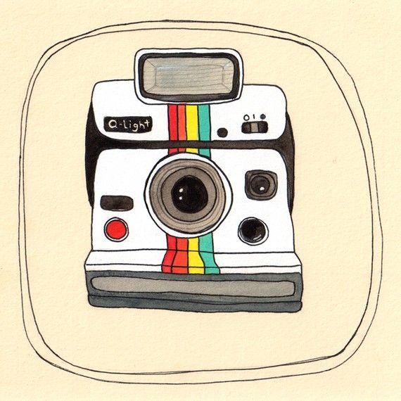 Limited Edition Camera Art Print