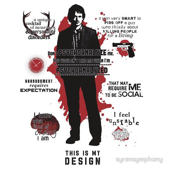 Hannibal - Will Graham Quotes 2