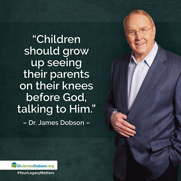 Read Past Newsletters from Dr. James Dobson