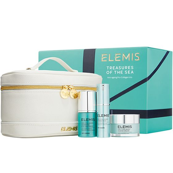 ELEMIS Treasures Of The Sea Anti-ageing Pro-Collagen trio