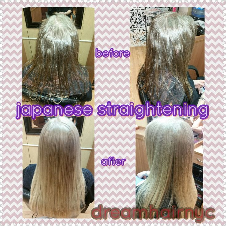 8 Best Japanese Straightening By Milbon Liscio Images On