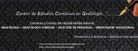 Centro de Estudios Continuos en Grafología: Félix del Val Latierro y el decálogo de los princi...