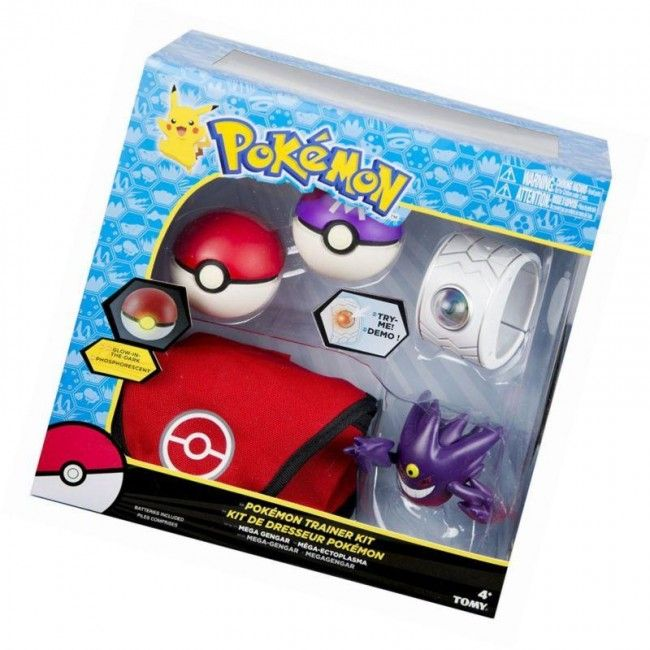 Kit de dresseur Pokémon - Castello | Jeux et Jouets