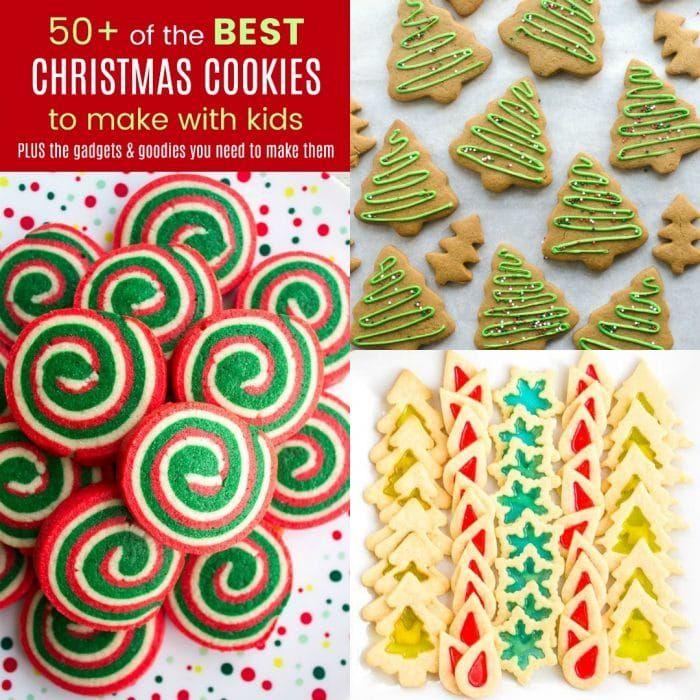The Best Christmas Cookies for Kids | Christmas cookies, Christmas ...