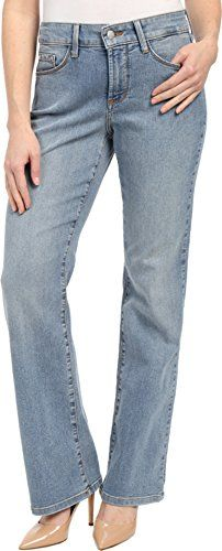 NYDJ Petite Women's Petite Barbara Boot in Earlington Earlington Jeans 18P X 33 >>> Read more info by clicking the link on the image. #WomensJeans