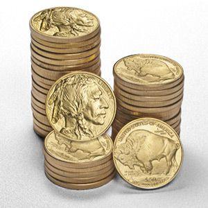 Buy Gold Online | Buy 1 oz Gold Buffalo - Random Year Coins | APMEX.com