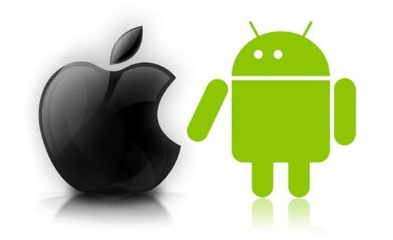 Android Vs iOS ~ Free Top Tech Tips