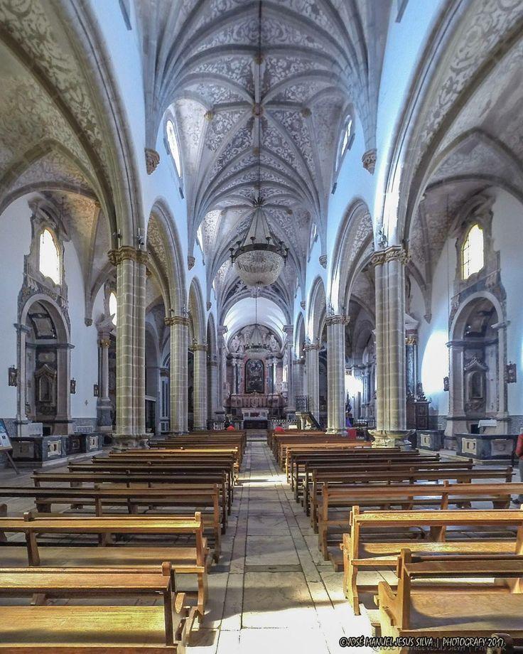 Elvas- Igreja de Nossa Senhora da Assunção (antiga Sé) #Elvas #elvaspatrimoniomundial #Worldheritage #Alentejo #Portugal #patrimonioreligioso  @PhotographyJoseSilva