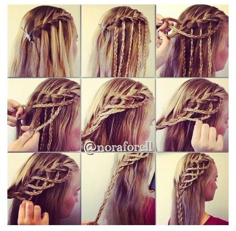 This would be cool to do around the whole head.