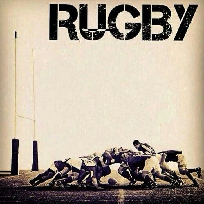 Rugby time