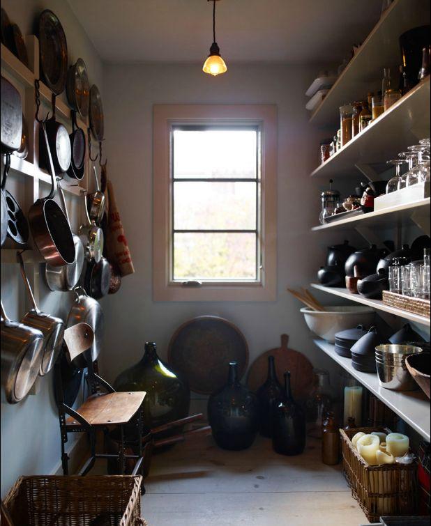 Pots & PansButler Pantries, Dreams Pantries, Eric Piasecki, Interiors, Pantries Ideas, Storage Room, Home Kitchens, Kitchens Pantries, Kitchens Storage