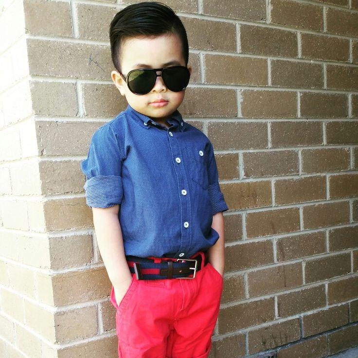 My cutie son
