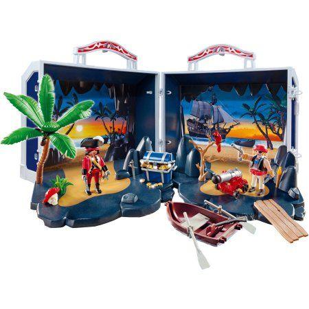 Playmobil Pirate Treasure Chest