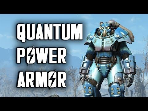 Quantum Power Armor - Where to Get It in Nuka World - Fallout 4 - YouTube