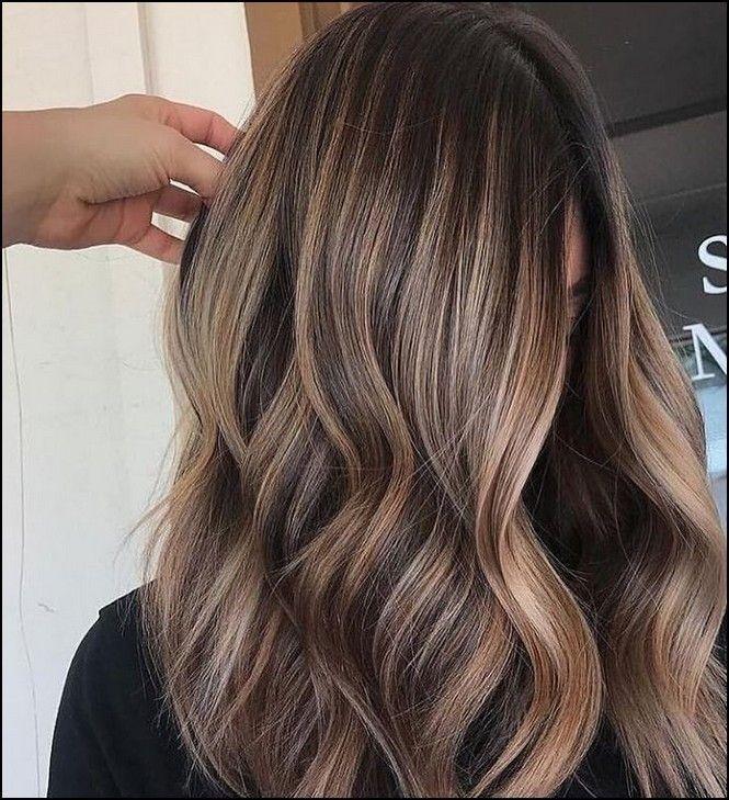 90 schokoladenbraunste Haarfarben für langes Haar im Jahr 2019 Seite 50, #für …