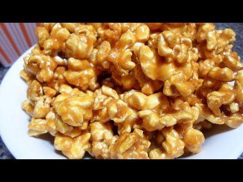 طريقة عمل فشار بالكراميل أحسن وأطعم من الجاهز بوب كورن بالكراميل Youtube Caramel Popcorn Easy Cooking Spicy Snacks
