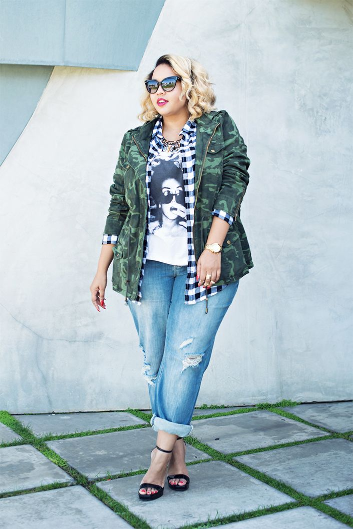 """gabifresh: """" it's fall!!! clearly i'm into olive right now. more on gabifresh.com """""""