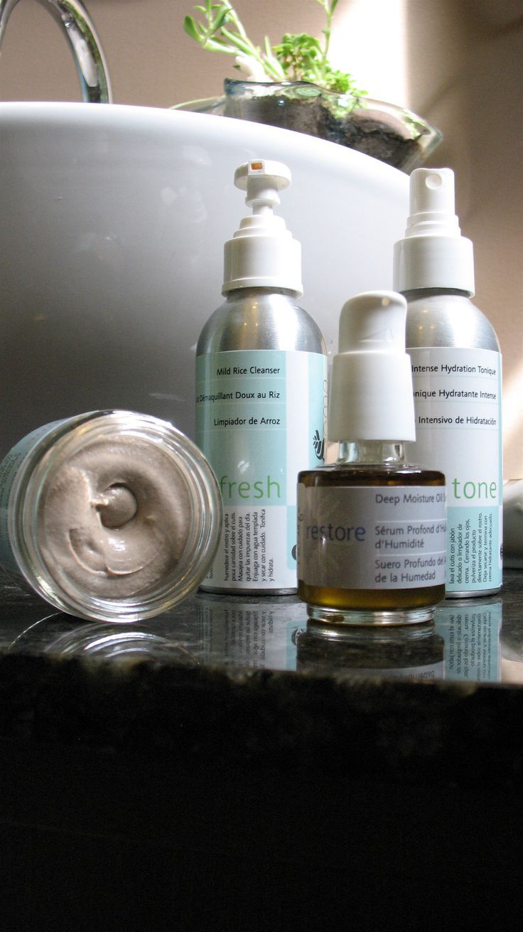 luxury, affordable, organic skin care products: