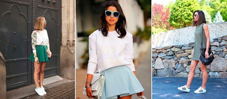Como se vestir de forma glamourosa e confortável