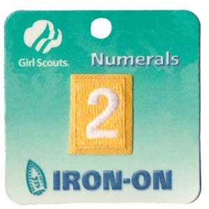 Girl Scout Shop - Daisy Girl Scout Troop Numbers