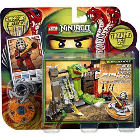 Lego Ninjago Training Set, Assorted