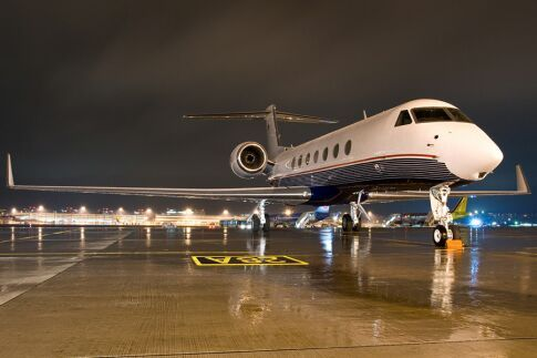 Na madrugada de terça (3), um Gulfstream foi apreendido pela Receita Federal em Brasília.O jatinho, matrícula PRWQY e número de série…