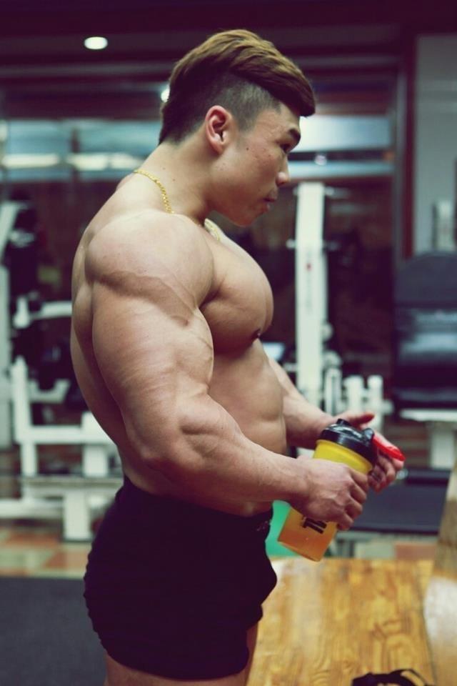 Choi Jun Hui (최준희, Korean Bodybuilder)   Bodybuilder
