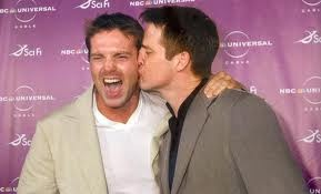 Michael Shanks &  Ben Browder...silly boys :-)