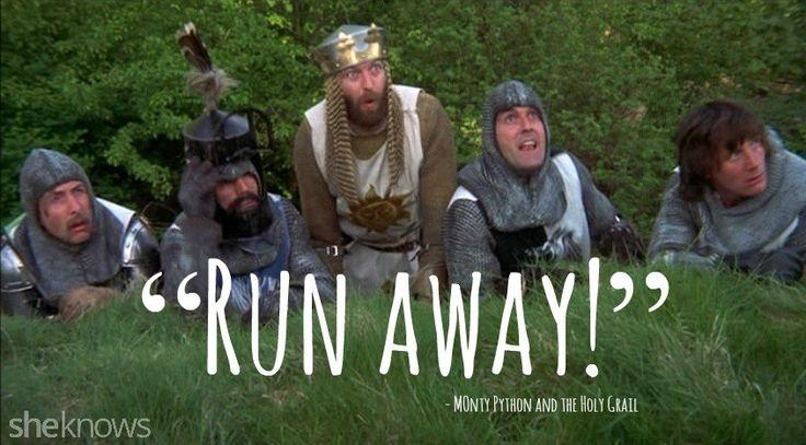 15 Best Quotes From Monty Python And The Holy Grail