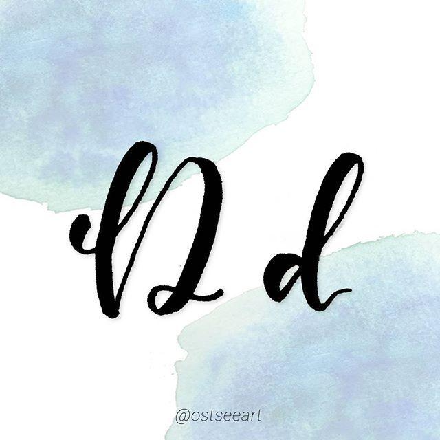 D  I S  F O R  D O #ostseeart #letteringalphabet #motivation #kreativershit #letterattack #lettering #handmadefont #handlettering #abclettering #watercolor #modernekalligraphie #letteringcommunity #calligraphy #kalligraphie #inspiration #thedailytype #surelysimplelettering #alphabetlettering #läddergäng #letteringaddict
