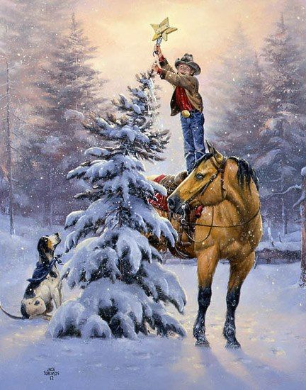 via: Cowboy Art Lovers