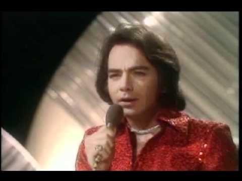 "Vintage Concert of Neil Diamond's song ""Sweet Caroline"""