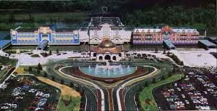 Tunica, Mississippi.  Our fave casino:  Harrah's Casino & Hotel (formerly Grands).  We always have a blast!