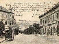 1907, Alagút utca, 1. kerület