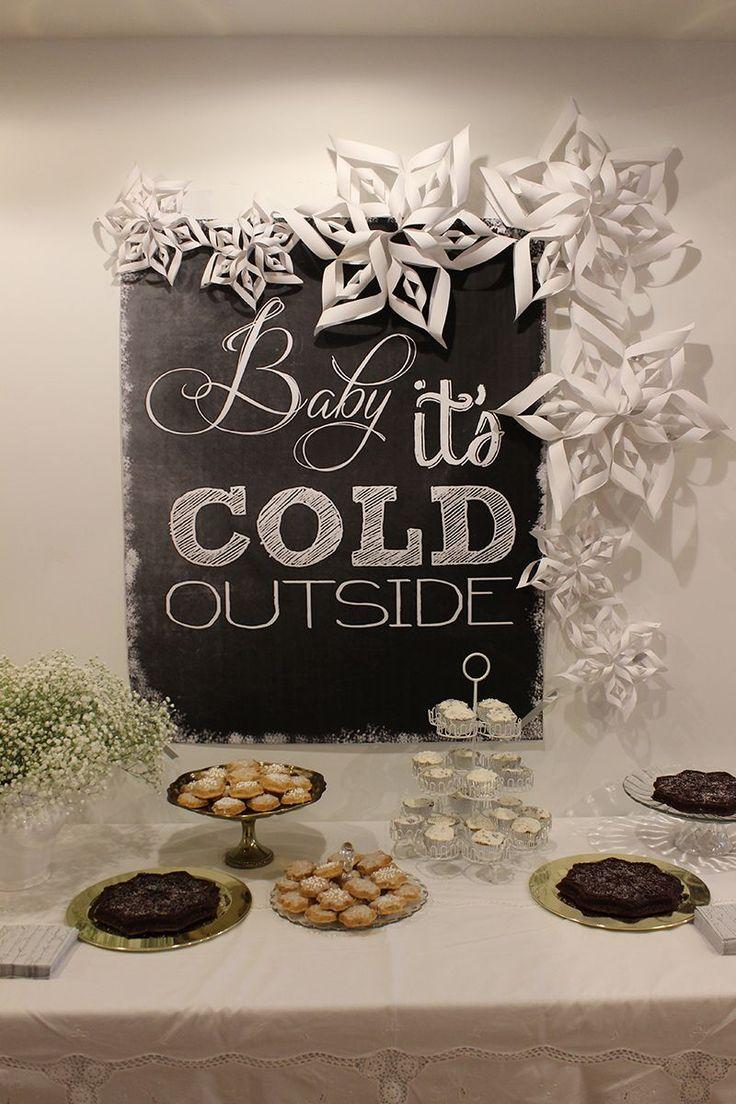 die besten 25 wintergeburtstagsfeiern ideen auf pinterest winterpartys 14 geburtstagsfeier. Black Bedroom Furniture Sets. Home Design Ideas