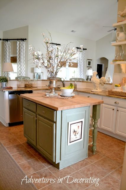 Building A Kitchen Island With Base Cabinets - WoodWorking ...