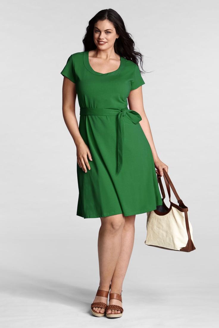 lands end plus size dresses gallery - dresses design ideas